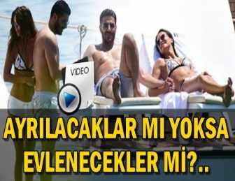 """EBRU ŞALLI VE UĞUR AKKUŞ """"DAYAK"""" İDDİALARINA NE CEVAP VERDİ?.."""