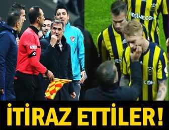 DERBİDE SON GELİŞME! BEŞİKTAŞ, TFF TAHKİM KURULUNA BAŞVURDU!..