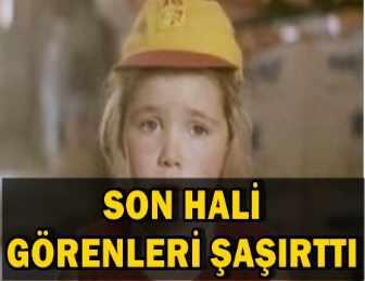 GARİP FİLMİNİN ÇOCUK OYUNCUSU FATOŞ'UN ŞOK DEĞİŞİMİ!..
