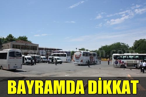 BAYRAM TATİLİ İÇİN ALINAN TRAFİK ÖNLEMLERİ KAPSAMINDA SİVİL POLİSLER, OTOBÜSLERDE ÖZEL DENETİM YAPACAK!