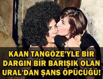 GERGİN BİR AŞK YAŞAYAN KIVILCIM URAL, BU DEFA ŞAŞIRTTI!..