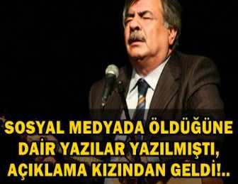USTA SANATÇI ARİF SAĞ, TEDAVİ İÇİN KÜBA'YA GİTTİ!..