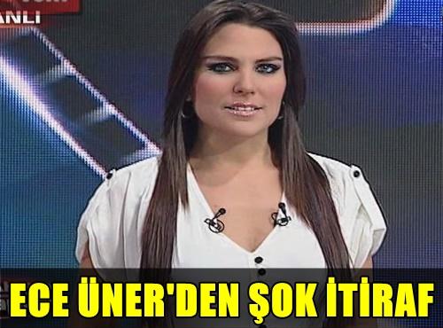 FLAŞ! ÜNLÜ HABER SPİKERİ ECE ÜNER'DEN ŞOK İTİRAF: 'İLK ÇIKMA TEKLİFİNİ BİR KIZDAN ALDIM'!..