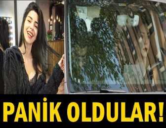 MERVE BOLUĞUR'DAN SÜRPRİZ AŞK!.. TRAFİKTE YAKALANDILAR!..