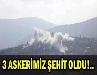 AFRİN'DE PATLAMA!.. BAŞBAKAN YILDIRIM ACI HABERİ AÇIKLADI!..