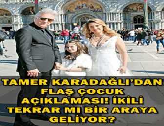 """TAMER KARADAĞLI'DAN ARZU BALKAN İTİRAFI!.. """"EN DOĞRU SEÇİMİM…"""""""