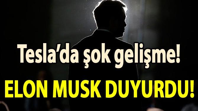 """""""SUUDİ ARABİSTAN TESLA'NIN HİSSESİNİ ALACAK"""" İDDİASI"""