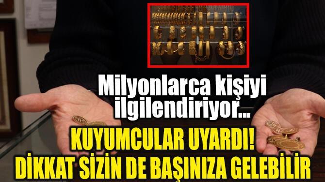 SURİYE ALTININA DİKKAT!