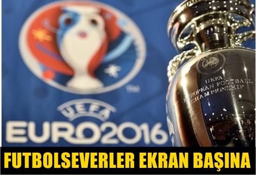 BUGÜN EURO 2016'DA HANGİ MAÇLAR VAR? EURO 2016 MAÇLARI HANGİ KANALDA YAYINLANACAK?