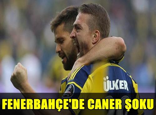 FLAŞ! FENERBAHÇE'YE ŞOK HABER! CANER ERKİN...
