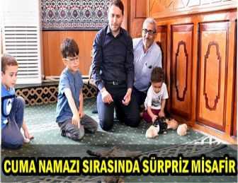 CAMİDE DOĞURDU İMAM SAHİP ÇIKTI!