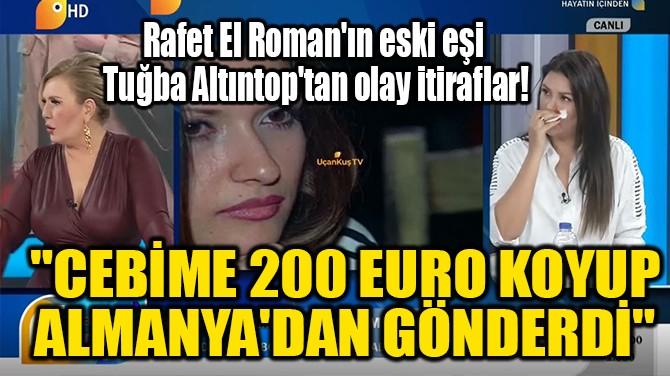 """""""CEBİME 200 EURO KOYUP  ALMANYA'DAN GÖNDERDİ"""""""