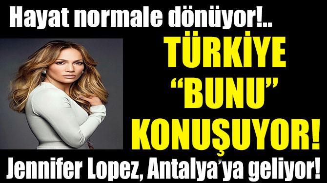 """TÜRKİYE """"BUNU"""" KONUŞUYOR!"""