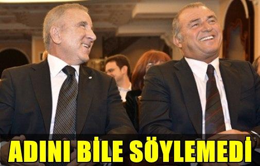 DİVAN KURULU TOPLANTISINDA KONUŞAN GALATASARAY BAŞKANI ÜNAL AYSAL'DAN FATİH TERİM'E BÜYÜK AYIP!..