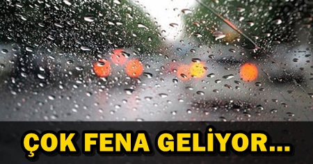 METEOROLOJİ'DEN SON DAKİKA AÇIKLAMASI! SAAT VERDİ!