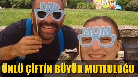 CEYDA DÜVENCİ BEBEĞİNİN İLK FOTOĞRAFINI PAYLAŞTI!