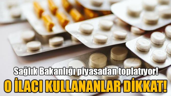 PARANOX İLACINI KULLANANLAR DİKKAT!