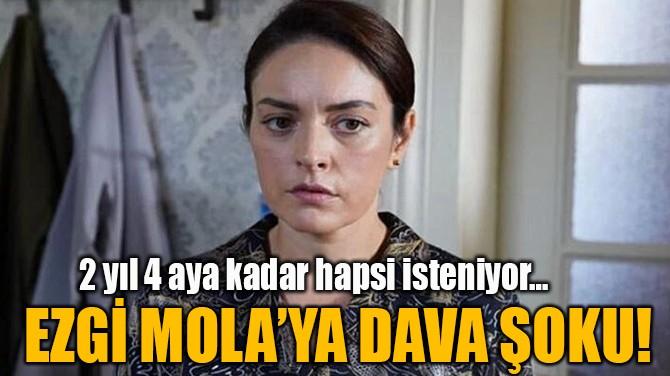 EZGİ MOLA'YA MUSA ORHAN'A HAKARET SUÇUNDAN DAVA AÇILDI!