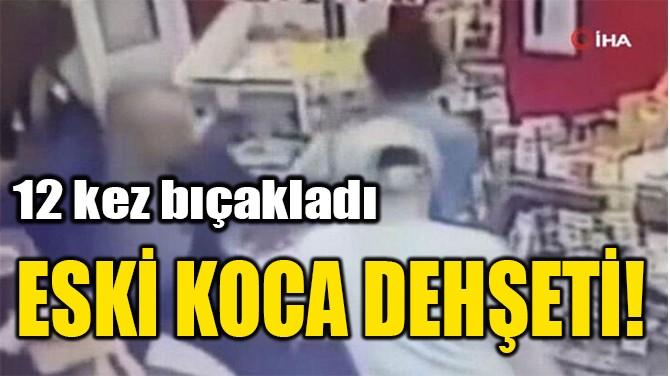 ESKİ KOCA DEHŞETİ!