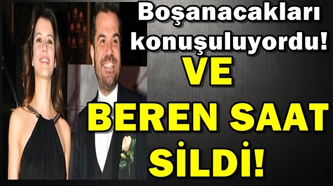 BEREN SAAT, KENAN'I SİLDİ, TEK KARESİNİ BIRAKTI!