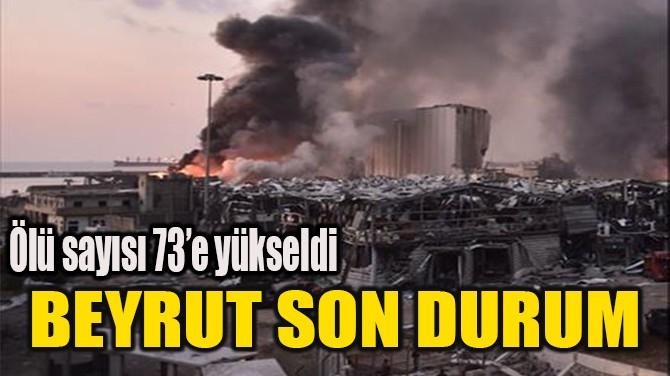 BEYRUT SON DURUM