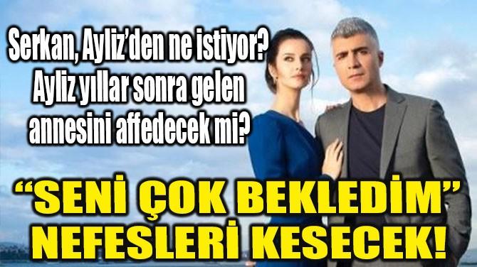 """""""SENİ ÇOK BEKLEDİM"""" NEFESLERİ KESECEK!"""