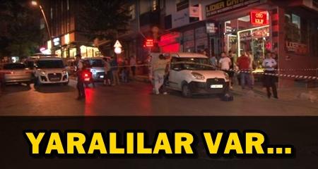 İSTANBUL'DA SİLAHLI ÇATIŞMA!