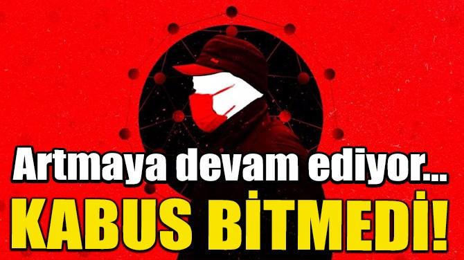 COVID-19 DÜNYA GENELİNDE ARTMAYA DEVAM EDİYOR!