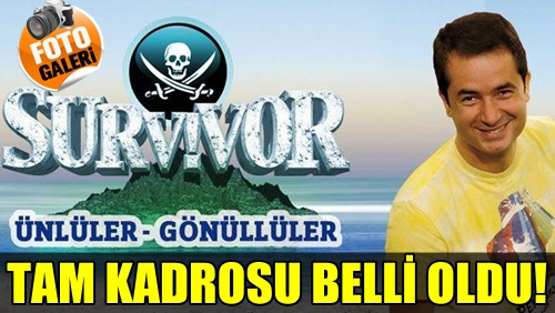 SURVİVOR ALL STAR 2015 YARIŞMACILARI