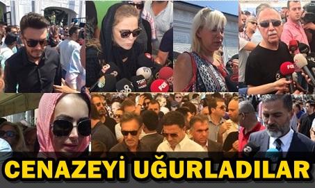 ÜNLÜ İSİMLERDEN VATAN ŞAŞMAZ'A VEFA!