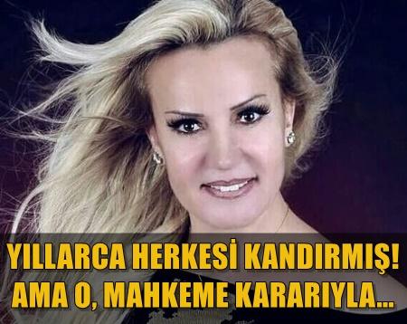 HERKES ONU FİLİZ AKER OLARAK BİLİYORDU!..