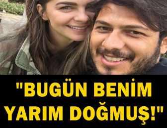 EŞİNDEN, PELİN KARAHAN'A ROMANTİK DOĞUM GÜNÜ KUTLAMASI!..