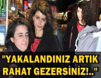 BEREN SAAT, SIKI DOSTU ESRA DERMANCIOĞLU'NU NASIL ELE VERDİ?..