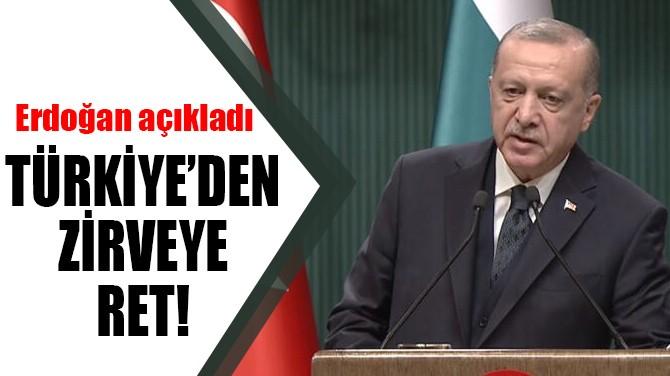 CUMHURBAŞKANI RECEP TAYYİP ERDOĞAN ÇOK SERT AÇIKLAMA!