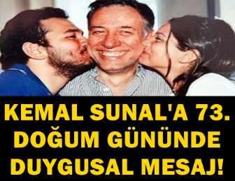 """ALİ SUNAL: """"SEN BU DÜNYANIN BAŞINA GELEN EN GÜZEL ŞEYSİN!"""""""