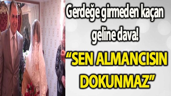 """""""KARNIM AĞRIYOR"""" DİYEREK ESKİ SEVGİLİSİNE KAÇTI!"""