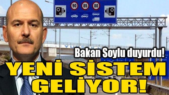 YENİ SİSTEM GELİYOR!