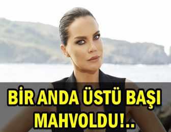 EBRU ŞALLI'NIN BAŞINA GELENLER PİŞMİŞ TAVUĞUN BAŞINA GELMEZ!..