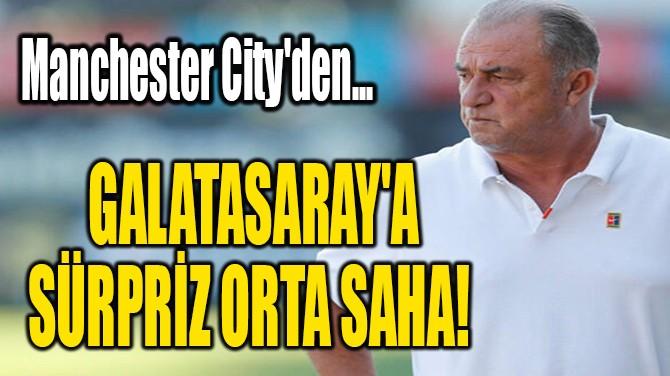 GALATASARAY'A SÜRPRİZ ORTA SAHA!