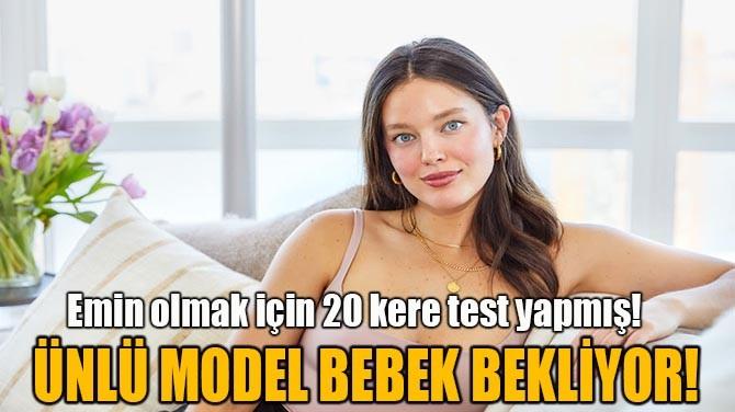 EMİLY DİDONATO BEBEK BEKLİYOR!