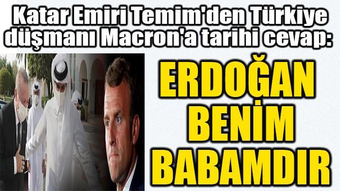"""""""ERDOĞAN  BENİM BABAMDIR"""""""