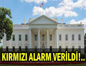 BEYAZ SARAY YAKININDA SİLAH SESLERİNİN SEBEBİ BELLİ OLDU!..