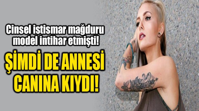 ŞİMDİ DE ANNESİ CANINA KIYDI!