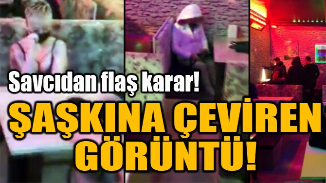 ŞAŞKINA ÇEVİREN  GÖRÜNTÜ!