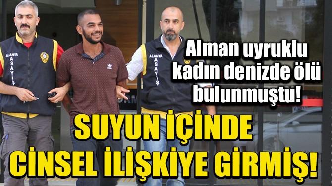 ALMAN KADININ KATİLİ ÜNLÜ ŞARKICIYA 20 YIL HAPİS!