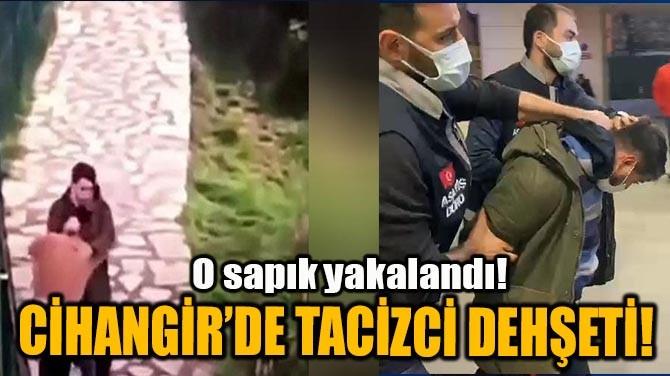 CİHANGİR'DE TACİZCİ DEHŞETİ