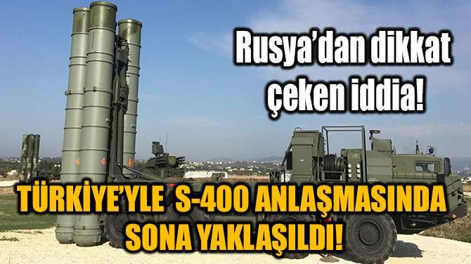 RUSYA'DAN DİKKAT ÇEKEN İDDİA!