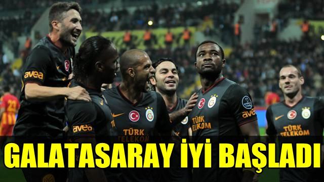 GALATASARAY THY ANTALYA CUP MAÇINDA RAKİBİ AJAX'I MAĞLUP EDEREK FİNALE YÜKSELDİ!