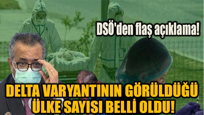 DSÖ'DEN FLAŞ AÇIKLAMA!