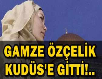 KENDİNİ HAYIR İŞLERİNE ADAYAN OYUNCUNUN TURLARI DEVAM EDİYOR!..